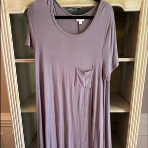Lularoe Carley dress - size 2X